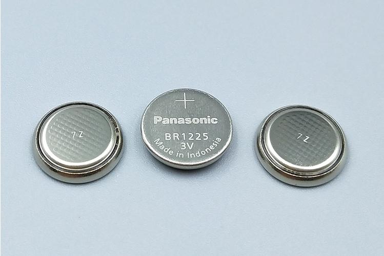 BR1225 BR-1225 HCN H1A 1HC VCN 焊脚 松下Panasonic 纽扣电池 6