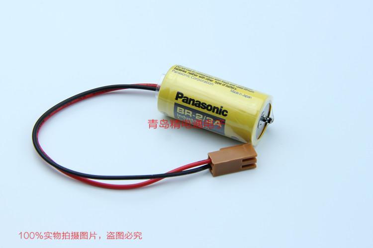 BR-2/3A BR17335 松下Panasonic 锂氟化石墨 电池 可加插头/焊脚 2