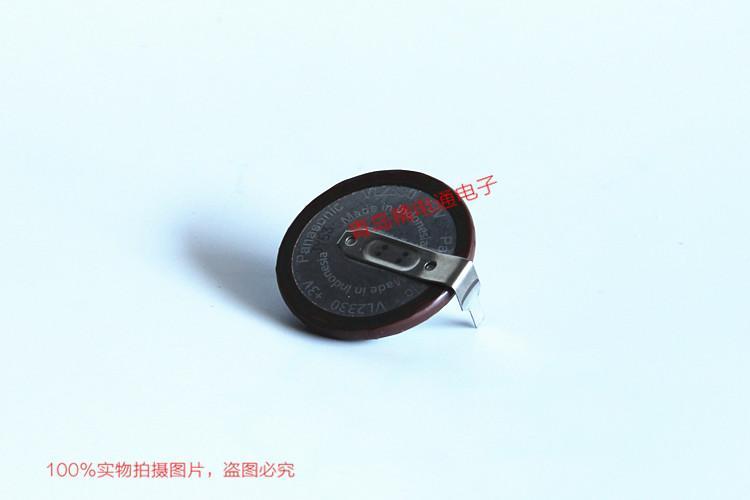 Panasonic BR2330  3V 255mAh Lithium Button Cell   1