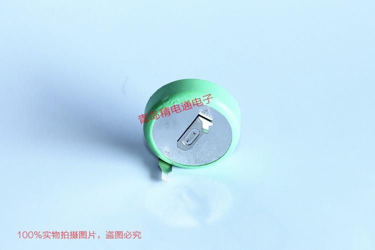 BR-2477A/HBN BR2477A 焊脚 松下Panasonic 高温纽扣电池 1
