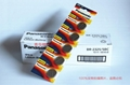 Panasonic BR2325   3V 165mAh Lithium Button Cell  2