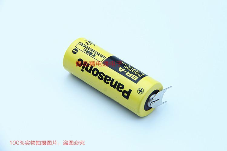 BR-A BR17455 松下Panasonic 锂氟化石墨 电池 可加插头/焊脚 4