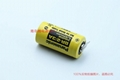 Panasonic battery BR-2/3A   3V 1200MAH +JAE Connector FANUC BATTERY