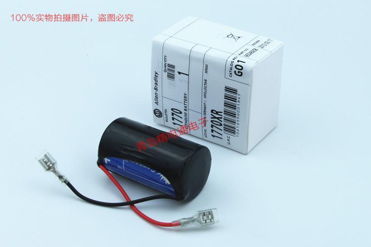 AB PLC锂电池1770-XR Allen Bradley PLC Battery  10