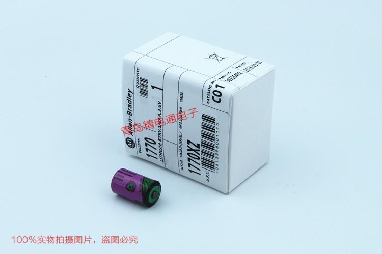 1770-XZ 美国 Allen Bradley 罗克韦尔 AB PLC 锂电池 4