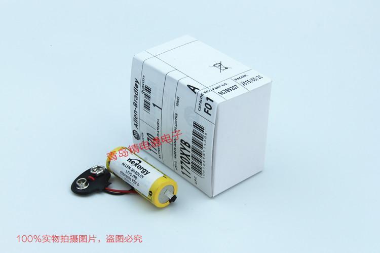AB PLC锂电池 1770-XYB  罗克韦尔Allen-Bradley电池 9