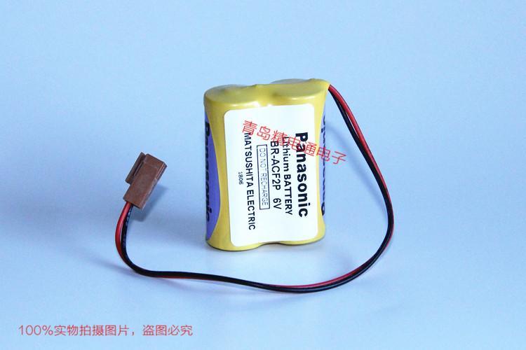 BR-AGCF2P A06B-6093-K001 A98L-0031-0011#L 原厂发那科电池 6