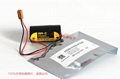 BR-CCF1TH  BR-C +JAE Connector 3V 5000mAh Lithium Battery GE Fanuc