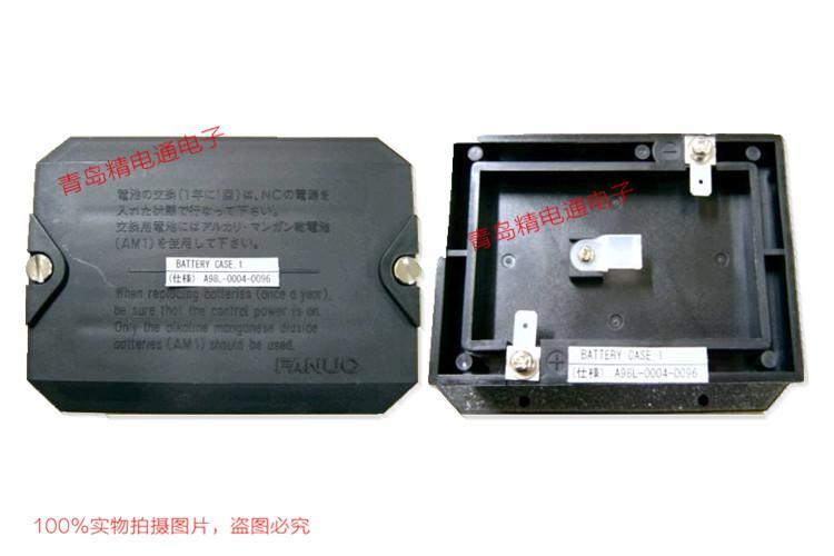 A02B-0089-C021 A98L-0004-0096 FANUC 发那科电池盒 3