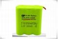 GP60AAM3BMJ GP 超霸 仪器设备充电电池 2