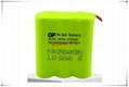 GP60AAM3BMJ GP Rechargeable batteries for instruments and equipment