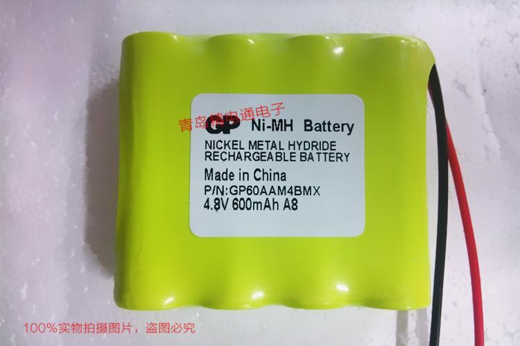 GP60AAM4BMX GP 超霸 仪器设备充电电池 2