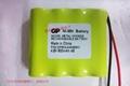 GP60AAM4BMX GP 超霸 仪器设备充电电池 4