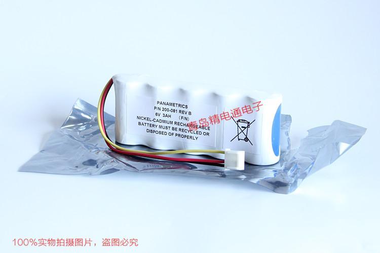 泛美 PANAMETRICS 超声波仪 探伤仪 检测仪 测厚仪 200-081 电池 7