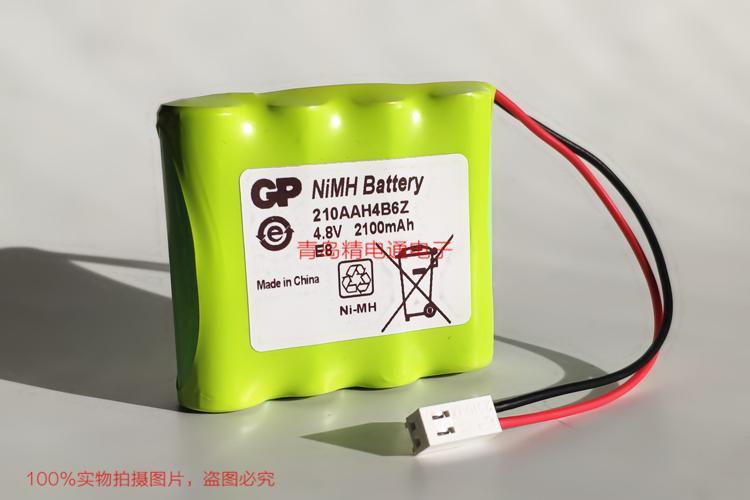 210AAH4B6Z GP 超霸 仪器设备充电电池 6