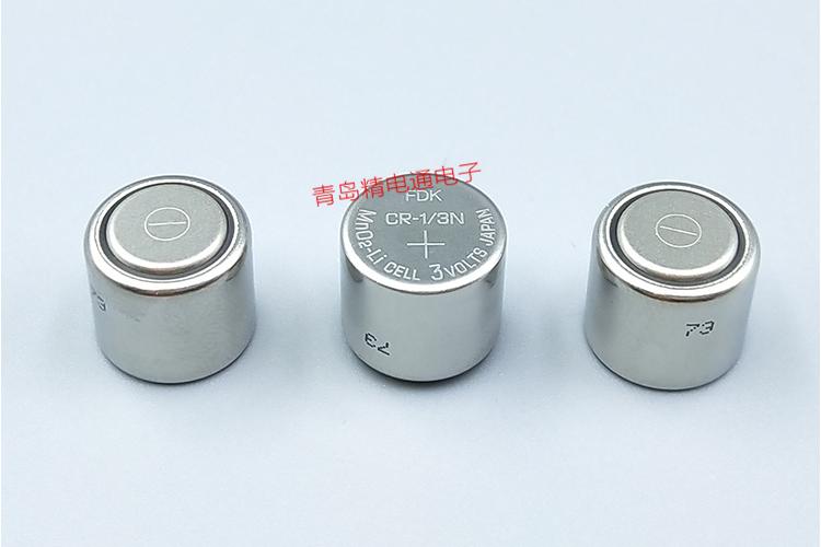 CR1/3N CR11108 2L76 富士FDL 血糖仪 助听器 相机 PLC 用电池 1