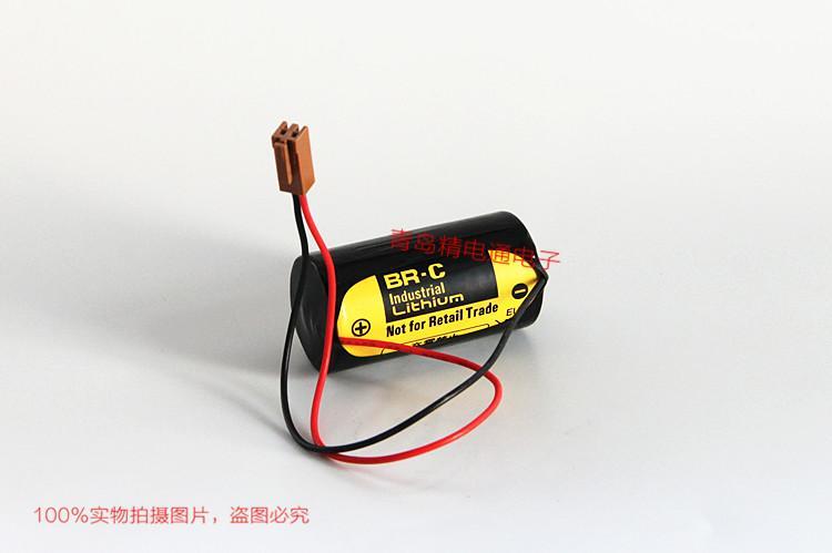 BR-C BR26500 松下Panasonic 锂氟化石墨 电池 可加插头/焊脚 9