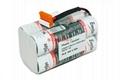 16V 2.5Ah Lifepak9除颤仪电池组Medtronic 16V2.5AH Cyclon EnerSys 西科 3