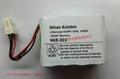 NKB-302  Nihon Kohden OPV-1500 X064 OPV-1500K BATTERY