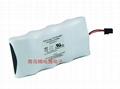 德尔格MS14234/14490/18340/SC6002XL监护仪锂电池 2