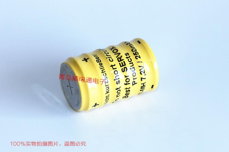 6/V250H VARAT瓦尔塔 充电电池 索沃纳servox 专用 3