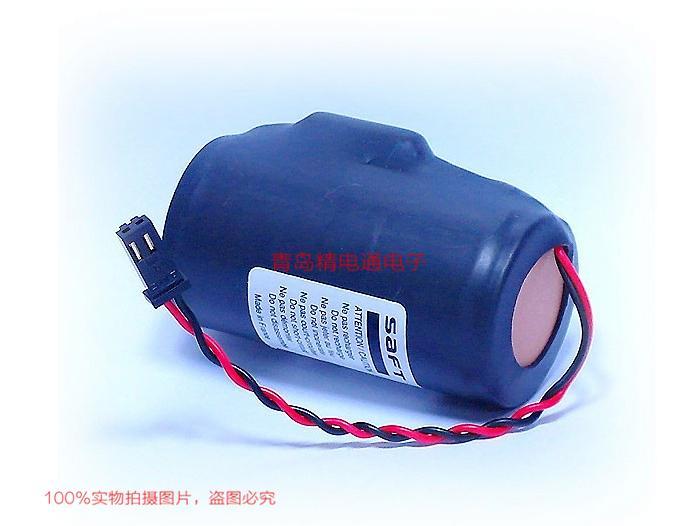 SAFT法国LS33600B  电池 D型 3.6V 17 Ah D-size 1