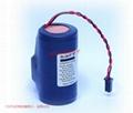 SAFT法国LS33600B  电池 D型 3.6V 17 Ah D-size 9