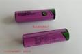 TL-5903 AA ER14505 原厂塔迪兰 TADIRAN 锂电池 按要求 加工 插头 焊脚 TL5903 10