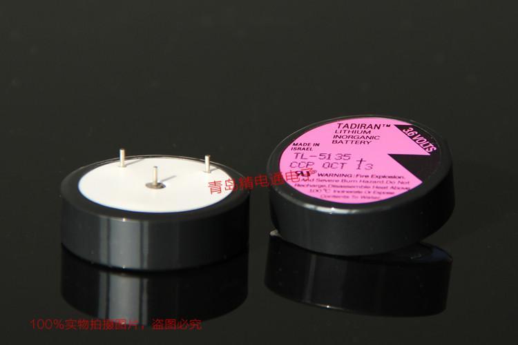 TL-5135 TL-5135/P 1/6D ER32L100 塔迪兰TADIRAN 锂电池 3