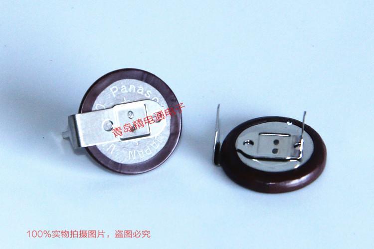 VL-1220 VL1220 HFN FCN VCN 焊脚 松下Panasonic 充电纽扣电池 9