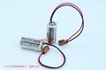 CR17335SE 带插头 焊片 焊脚 FDK 富士 锂电池 按要求加插头 及组合 14