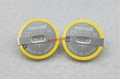 CR2032H  Maxell lithium battery 3V Button batteries can be soldered