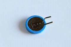 ML1220 單體 帶腳 按要求加腳/插頭 三洋 SANYO 3V充電紐扣電池