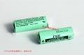 CR17450SE-R HR1-OMS 三洋原厂电池 原厂焊脚 12