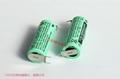 SANYO三洋 CR17450SE-R 带插头 焊片/脚 锂电池 按要求加插头/组合 3