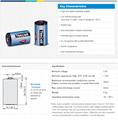 SB-AA02  Tekcell ER14250,1/2AA,3.6V Instrument PLC lithium battery