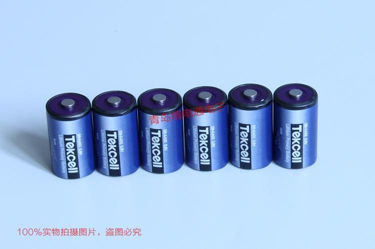 SB-AA02 韩国 Tekcell ER14250,1/2AA,3.6V 仪表 PLC 锂电池 4