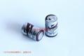 ER14250 ER1/2AA 3.6V 锂亚硫酰氯电池 3