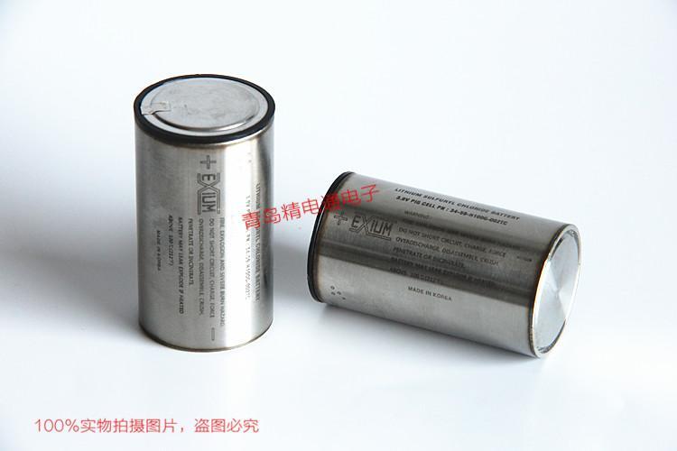 34-59-H100G 34-59-H100G-002TC Vitzrocell USA D 锂电池 高温100度 3. 1