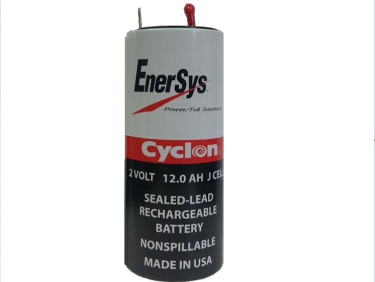 0840-0004 Cyclon EnerSys 西科龙 2V 12Ah 铅酸蓄电池 8