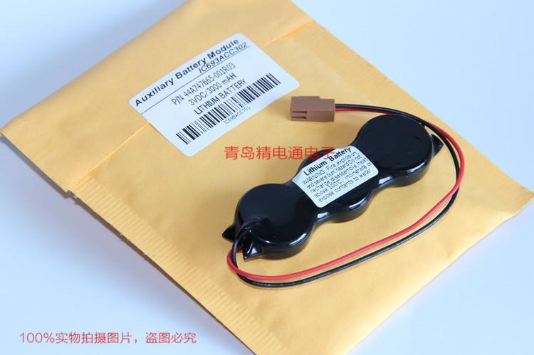 IC698ACC701 44A747665-001R03 GE发那科CNC专用锂电池 5