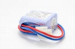 6-AA450 古河 鎳鎘 蓄電池 450mAh 7.2V