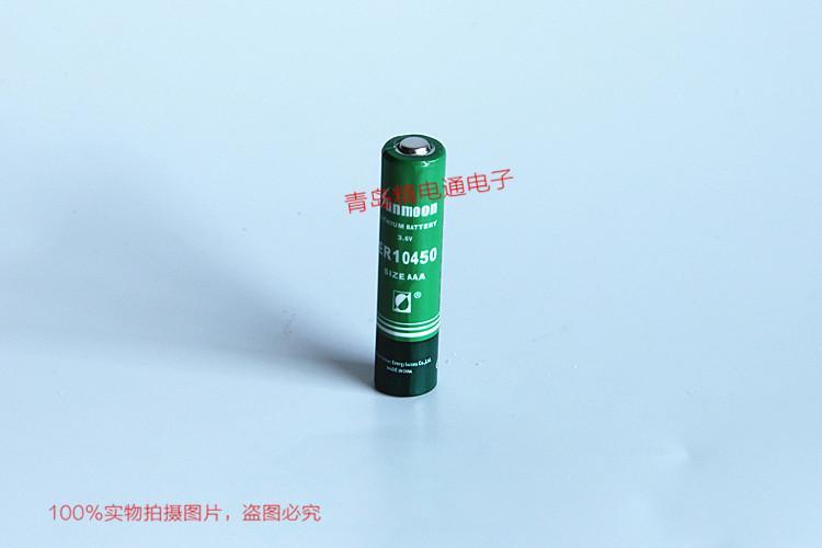 武汉日月 ER10450 ER10/45 3.6V 锂亚硫酰氯电池 13