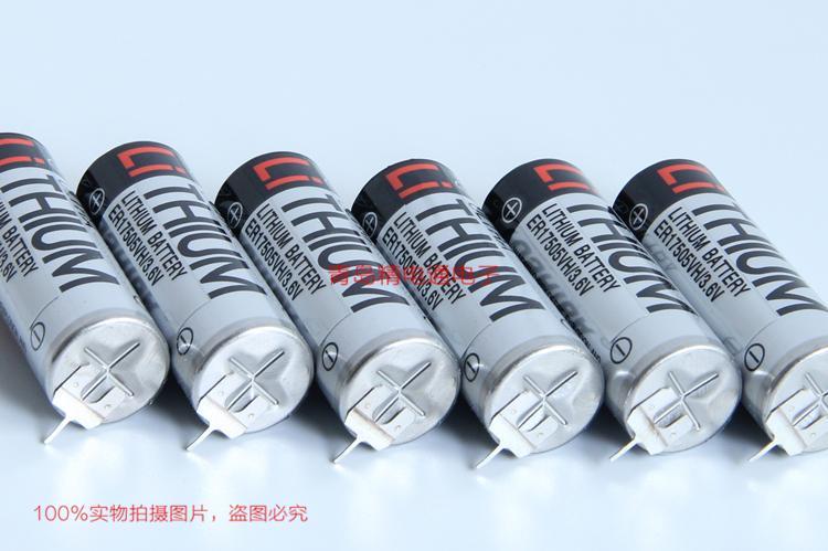 TOSHIBA东芝 中国  代理 ER17505VH 125℃ 高温电池 5