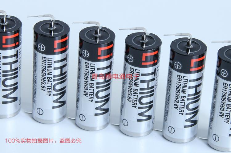 TOSHIBA东芝 中国  代理 ER17505VH 125℃ 高温电池 6