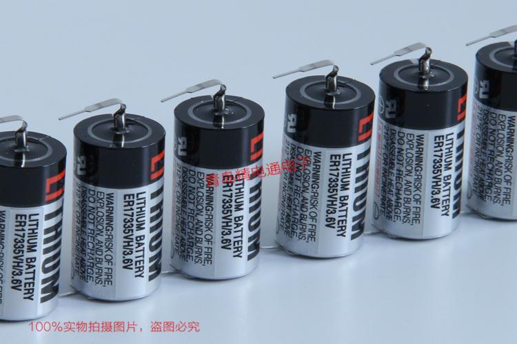 TOSHIBA东芝 中国  代理 ER17335VH 125℃ 高温电池 10