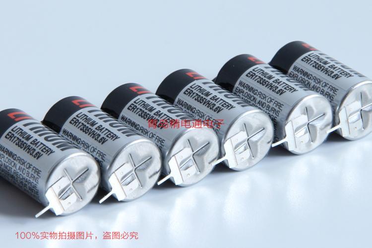 TOSHIBA东芝 中国  代理 ER17335VH 125℃ 高温电池 15