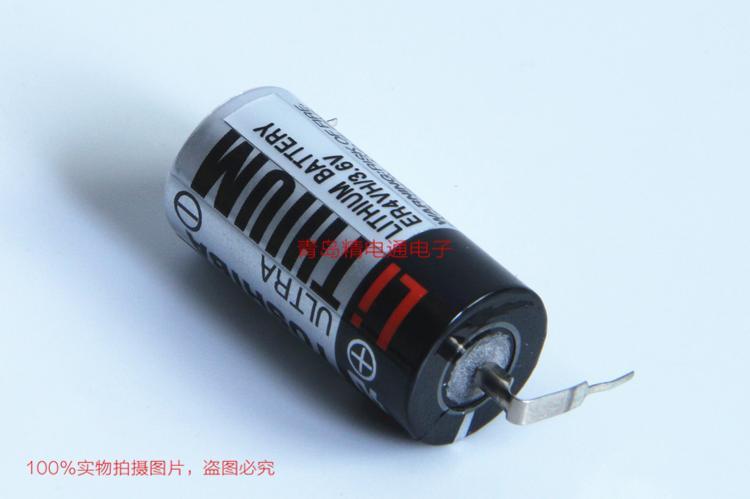 TOSHIBA东芝 中国  代理 ER4VH 125℃ 高温电池 2