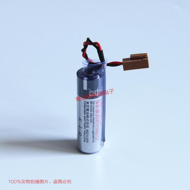 ER-6VC4 安川Yaskawa PLC 锂电池 ER6V/3.6V 1