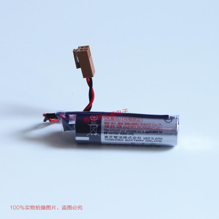 ER-6VC4 安川Yaskawa PLC 锂电池 ER6V/3.6V 3